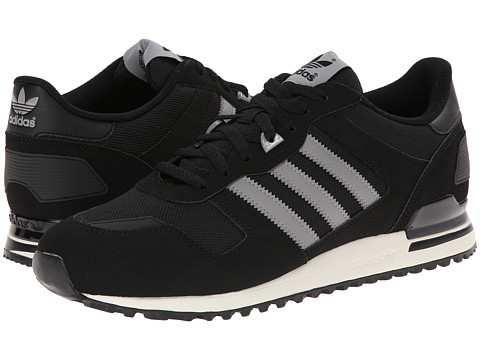 adidas Originals - ZXZ 700 (Black/Charcoal Solid Grey/Bold Onix) Men