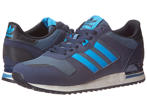 adidas Originals - ZXZ 700 (ST Stonewash Blue/Solar Blue/Collegiate Navy) Men