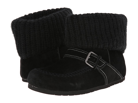 Sofft - Bonita (Black Velour Suede) Women
