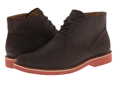Polo Ralph Lauren - Torrington Chukka NT (Dark Brown Oiled Suede) Men