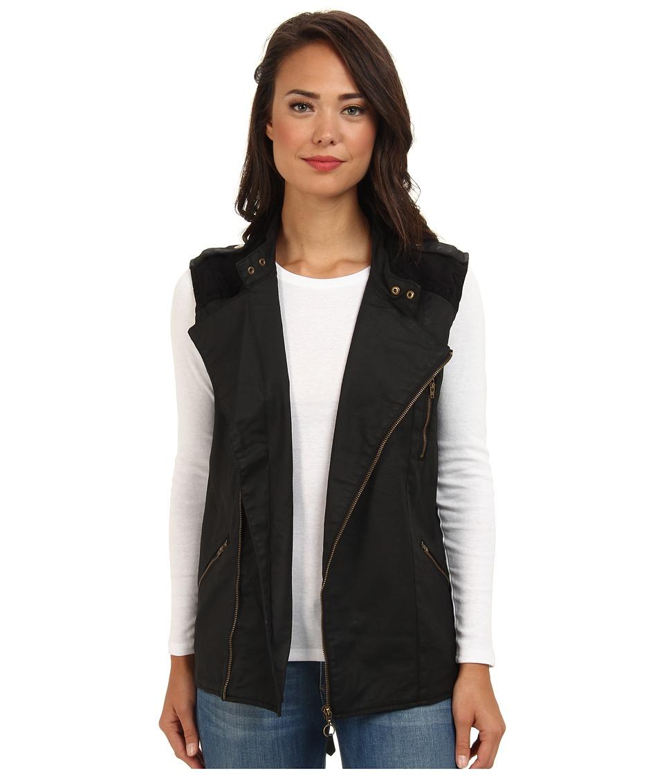 RVCA - DMOTE Vest (Black) Women's Vest