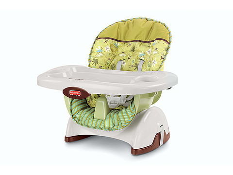 Fisher Price - SpaceSaver High Chair - Scatterbug (Multi) Strollers Travel