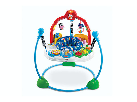 Fisher Price Jumperoo - Laugh 'n Learn (Multi) Strollers Travel