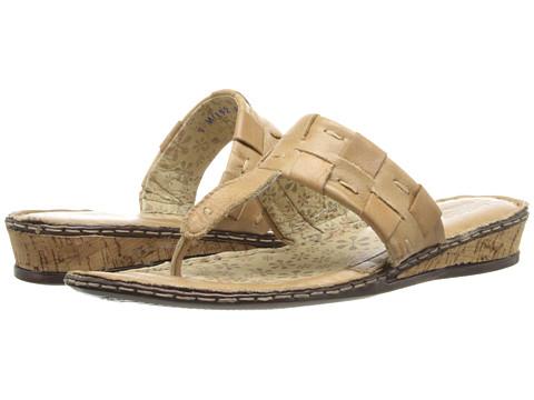 Lobo Solo - Monica (Nude Leather) Women's Sandals