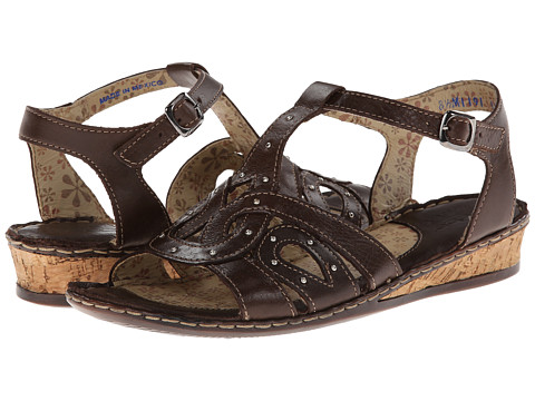 Lobo Solo - Ann (Chocolate Leather) Women