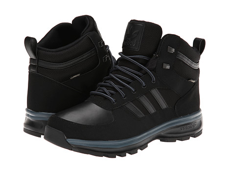 adidas Originals - Chasker Boot - Gore-Tex (Black/Bold Onix) Men's Waterproof Boots
