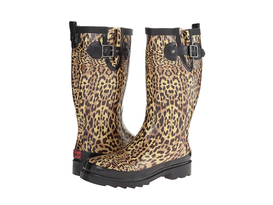 Chooka - Prowl (Black) Women's Rain Boots