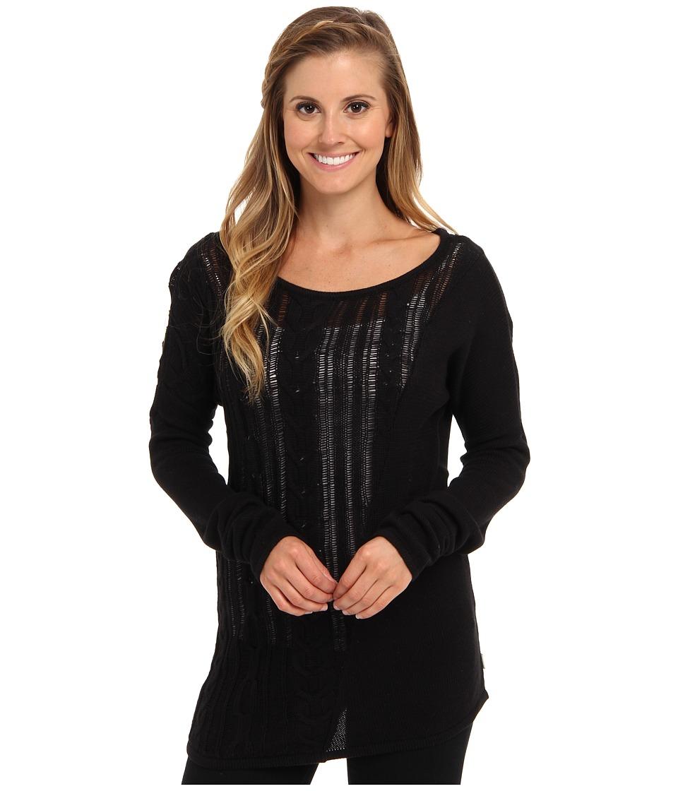 RVCA - Quiver Sweater (Black) Women