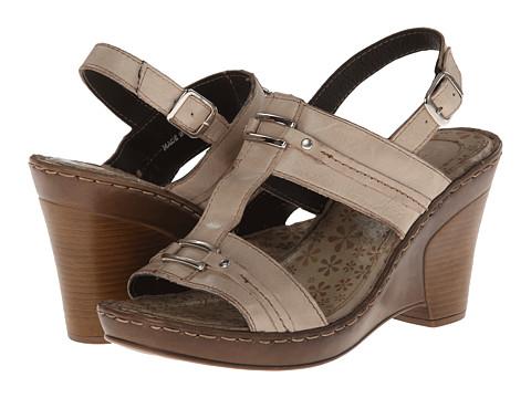 Lobo Solo - Ally (Bone Leather) Women's Sandals