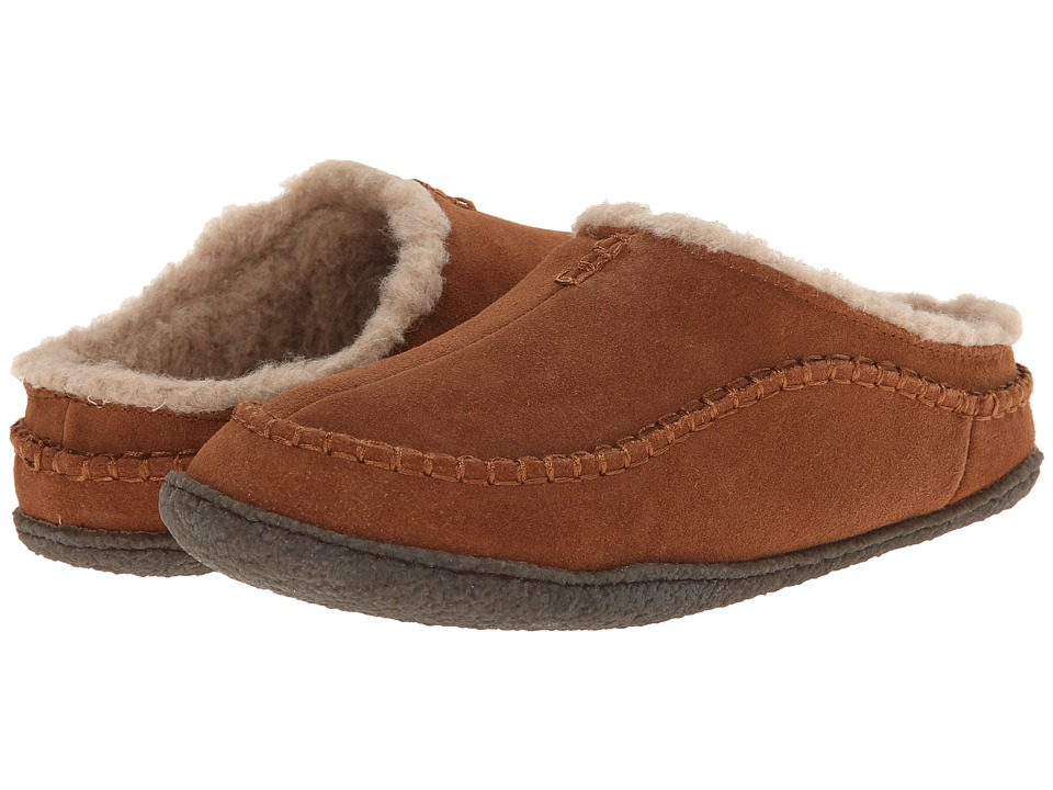 Tundra Boots - Cedar (Tan) Men's Slippers