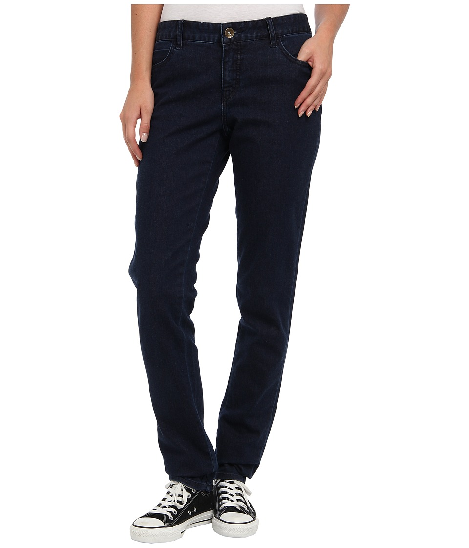 Billabong - Seeker Denim Jean (Deep Indigo Brush) Women