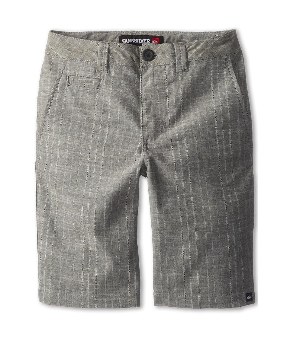 Quiksilver Kids Bloke Walkshort Boys Shorts (Black)