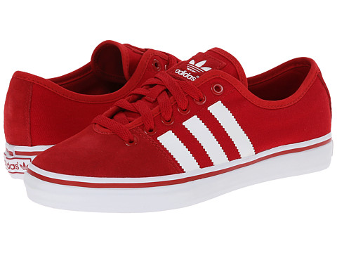 adidas Originals - Adria Lo W (Power Red/White) Women