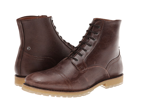 Diesel - The Pure Hi Split (Java) Men's Lace-up Boots