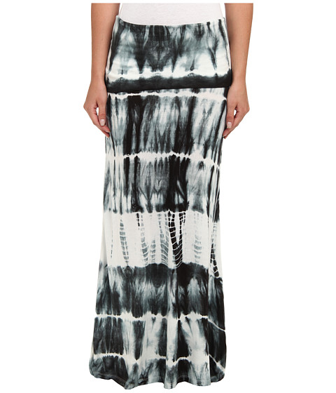 Billabong - Let Me Tell You Maxi Skirt (Black) Women
