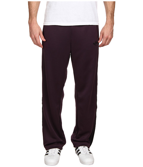 adidas Originals - adi-Icon Track Pant (Rich Red/Black) Men's Workout