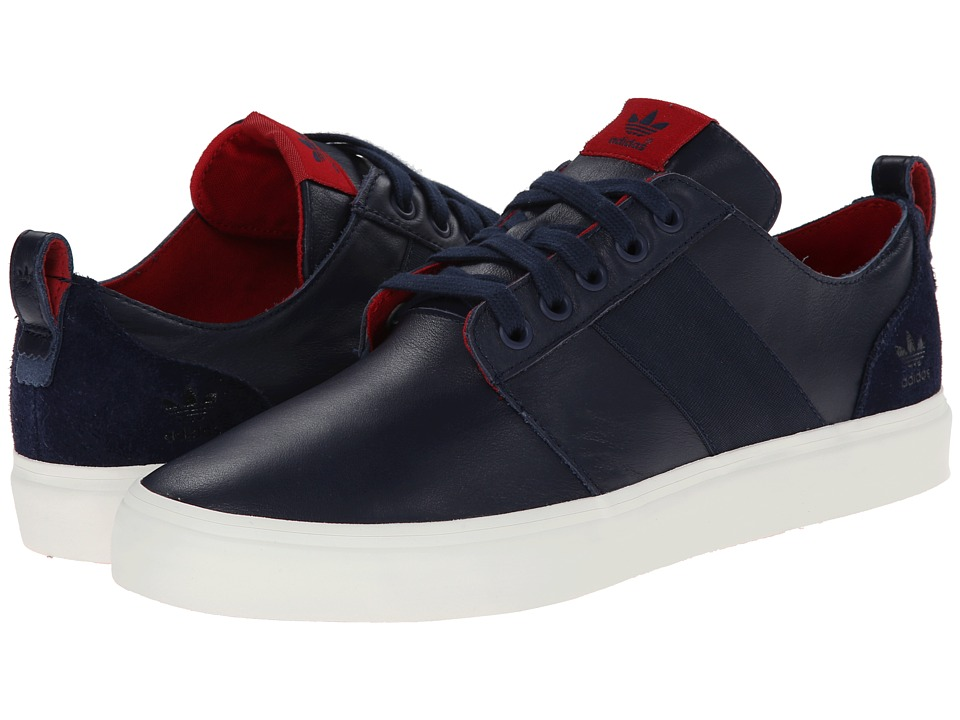 adidas Originals - Army TR Lo (Collegiate Navy/White Vapour/Power Red) Men