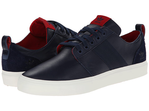 adidas Originals - Army TR Lo (Collegiate Navy/White Vapour/Power Red) Men's Classic Shoes