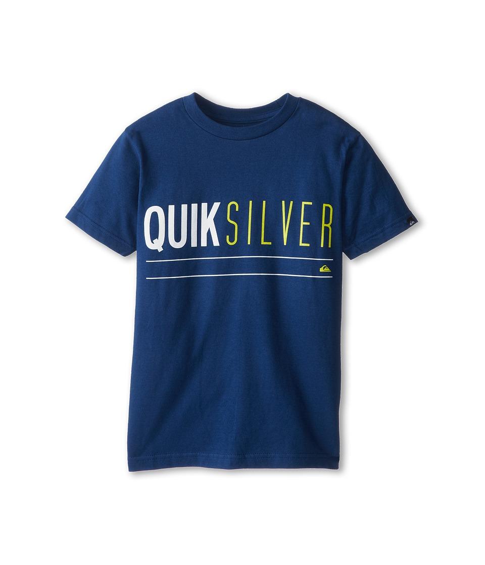 Quiksilver Kids Uno BT0 Tee Boys T Shirt (Multi)