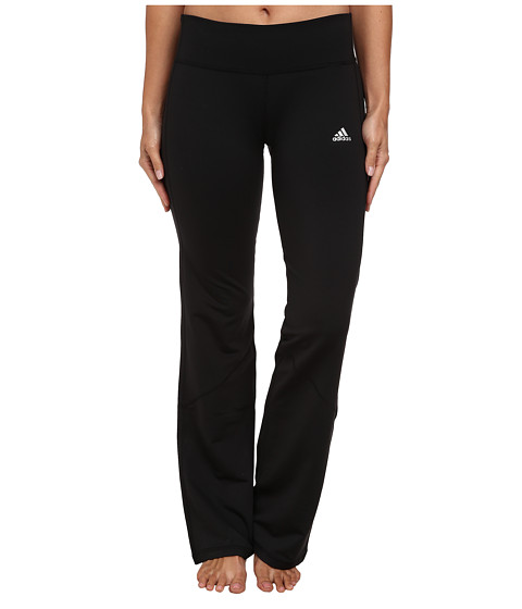 adidas - Techfit Cold Weather Pant (Black/Black) Women's Casual Pants