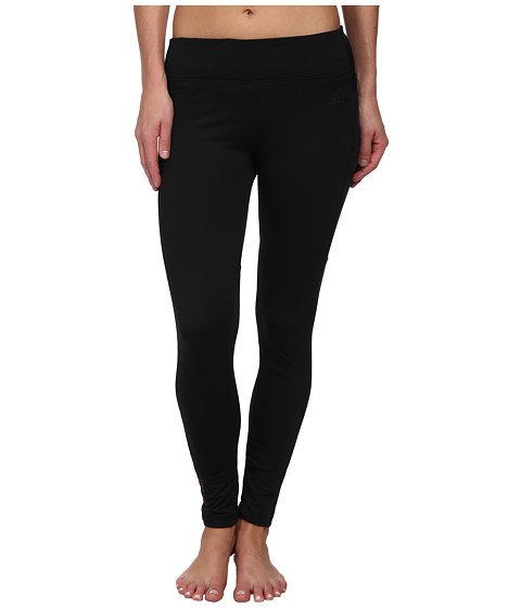 adidas - Climaheat Long Tight (Black/Black) Women