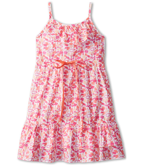 Elephantito - Fresa Summer Dress (Little Kids/Big Kids) (Strawberry) Girl