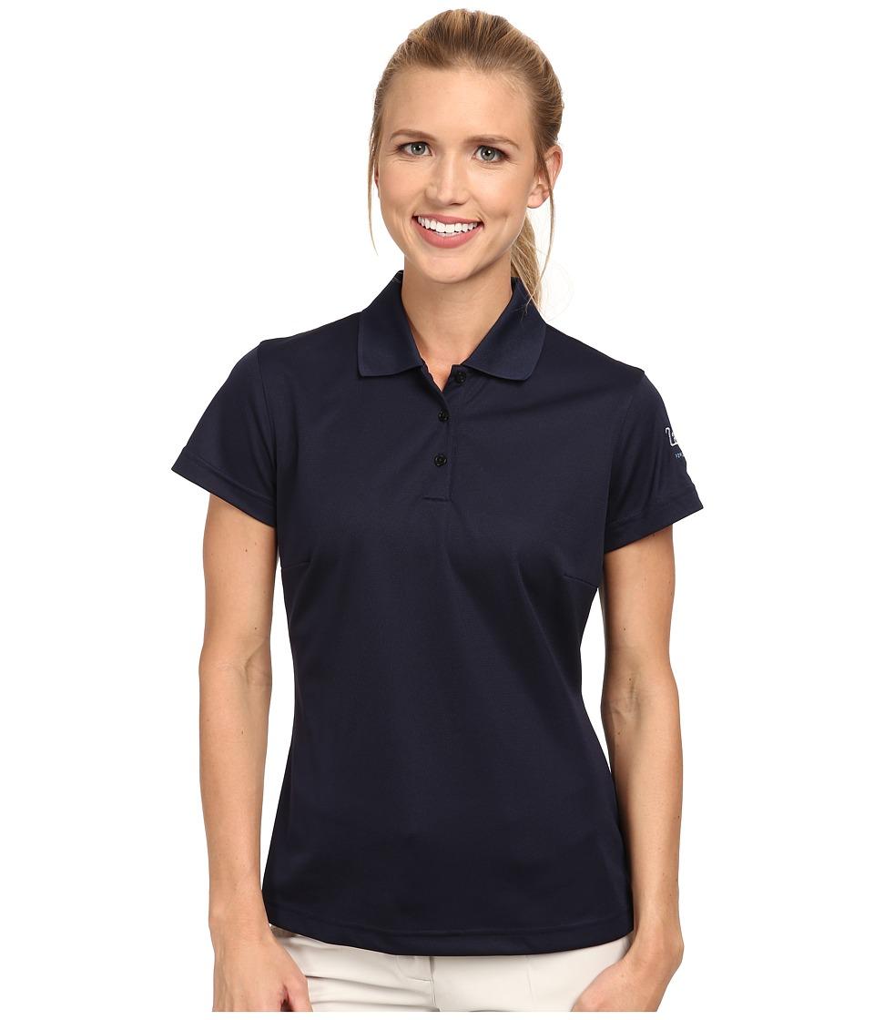 Zappos.com Gear - Zappos.com Polo (Navy) Women's Short Sleeve Pullover