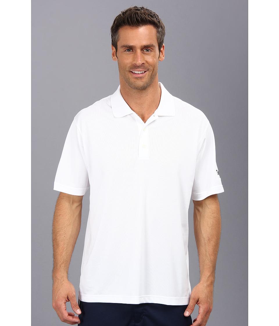 Zappos.com Gear - Zappos.com Polo (White) Men's Short Sleeve Pullover