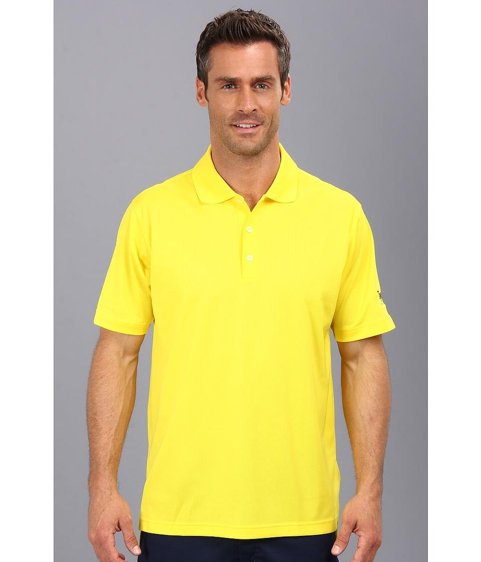 Zappos.com Gear - Zappos.com Polo (Yellow) Men's Short Sleeve Pullover