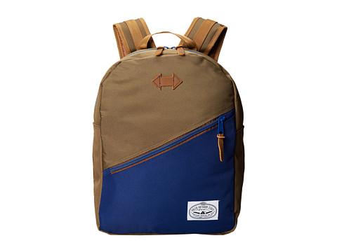 Poler - Drifter Pack Backpack (Olive/Navy) Backpack Bags