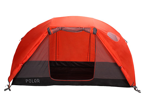 Poler - Tent 1 Man (Orange) Outdoor Sports Equipment