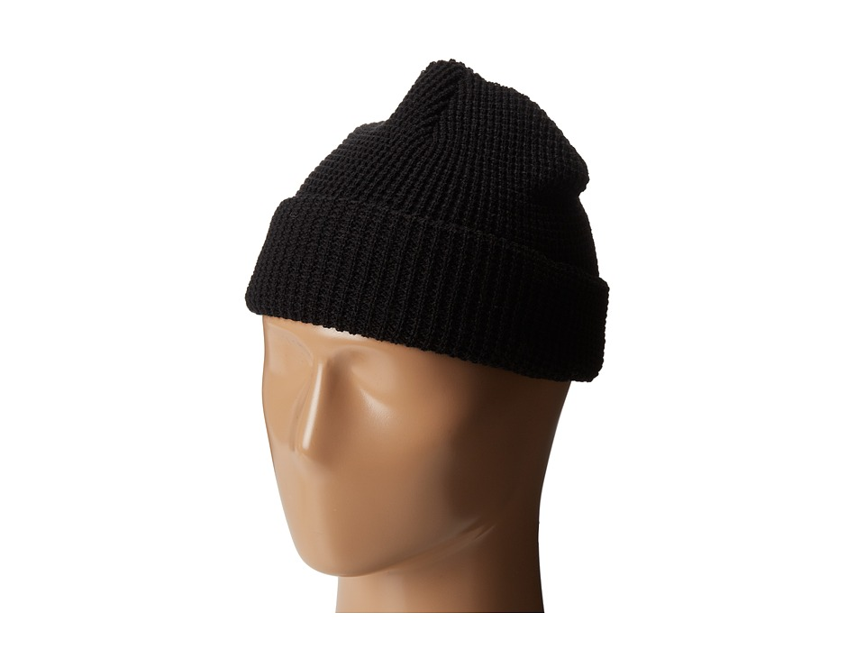 Poler - Workerman Beanie (Black) Beanies