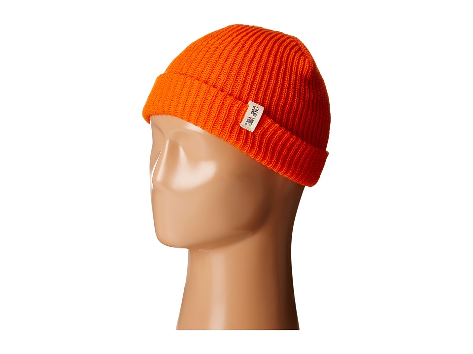 Poler - Tube City Beanie (Orange) Beanies