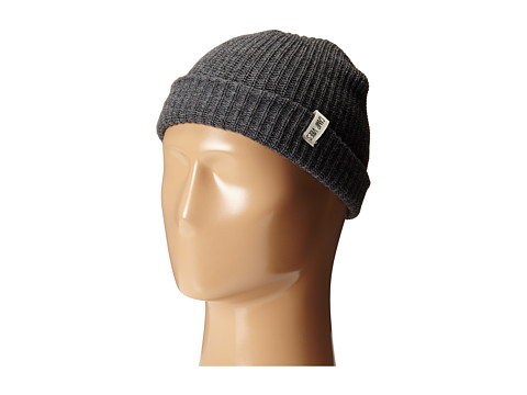 Poler - Tube City Beanie (Charcoal) Beanies