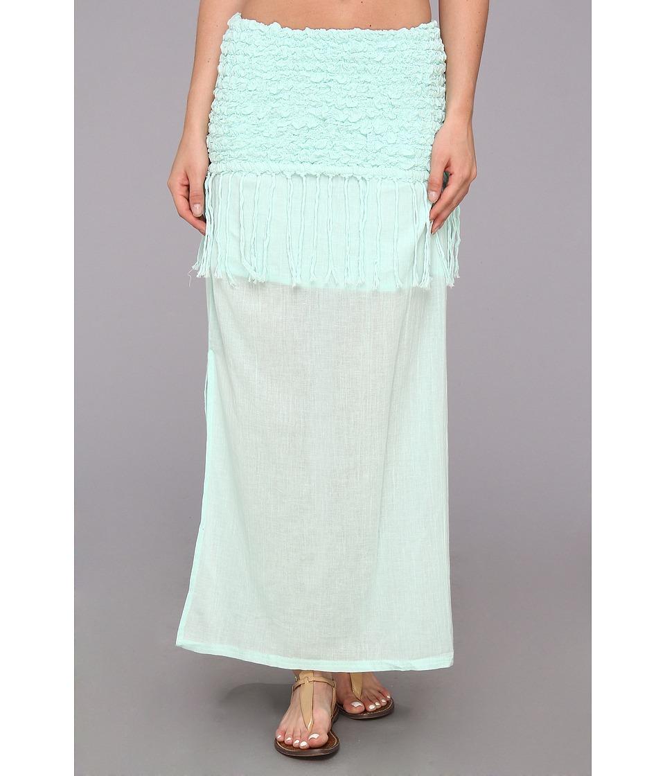 Rip Curl - Love N Surf Maxi Skirt (Aqua) Women's Skirt