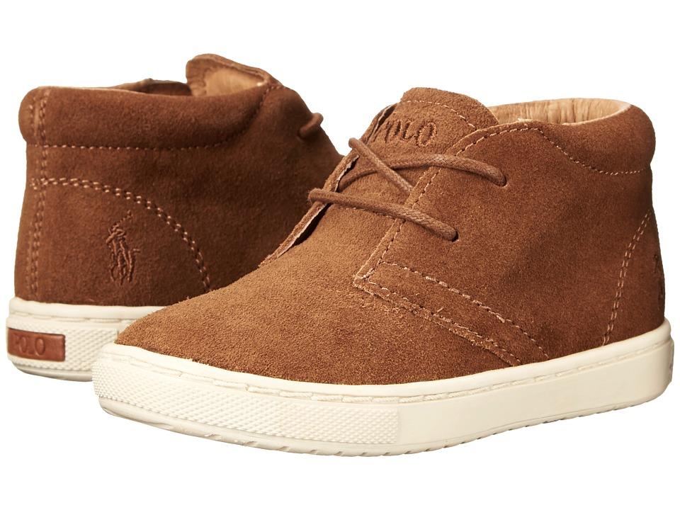 Polo Ralph Lauren Kids - Derek Boot FT14 (Toddler) (Snuff) Boys Shoes