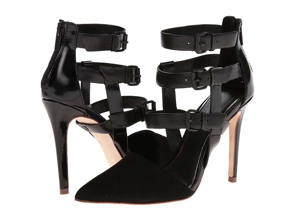 Elie Tahari Andover (Black) High Heels