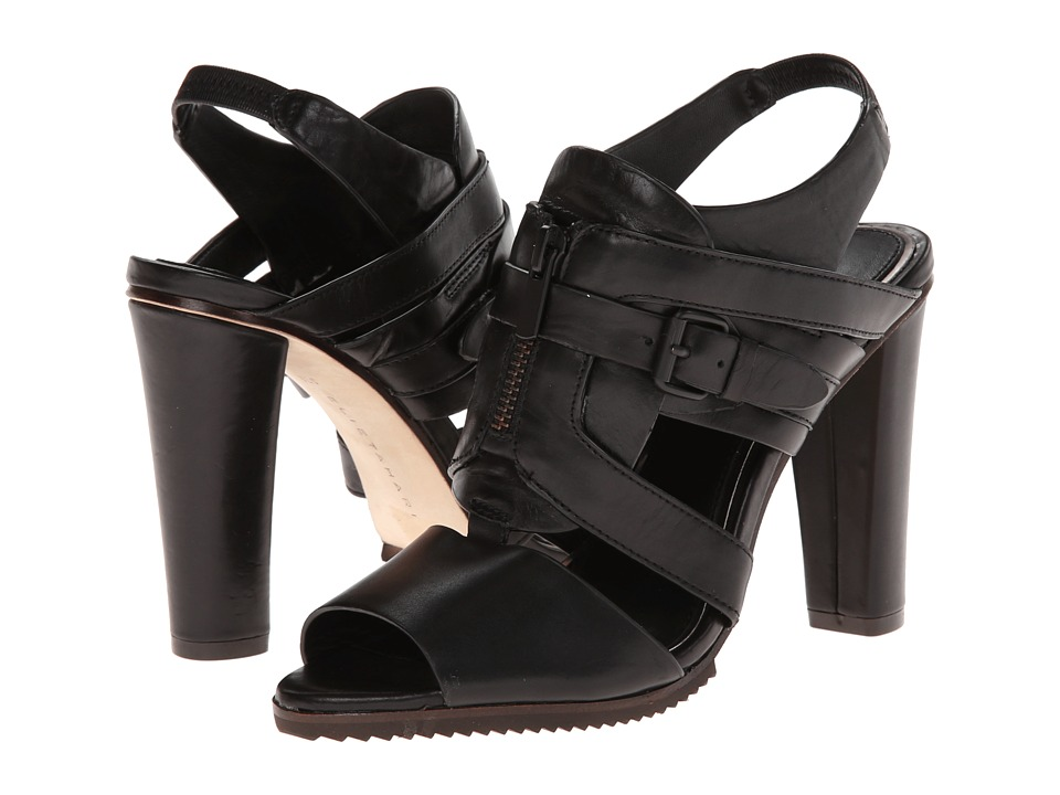 Elie Tahari - Hunter (Black/Black) High Heels