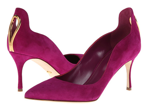 Sergio Rossi - Blink (Peggy Purple) High Heels