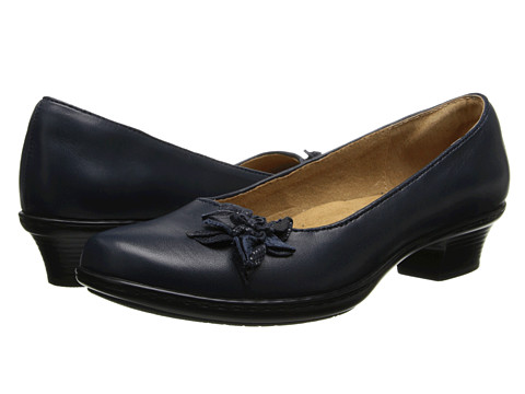 Softspots - Star (Arcadia Navy/Navy Velvet Sheep Nappa/Santos Suede) Women