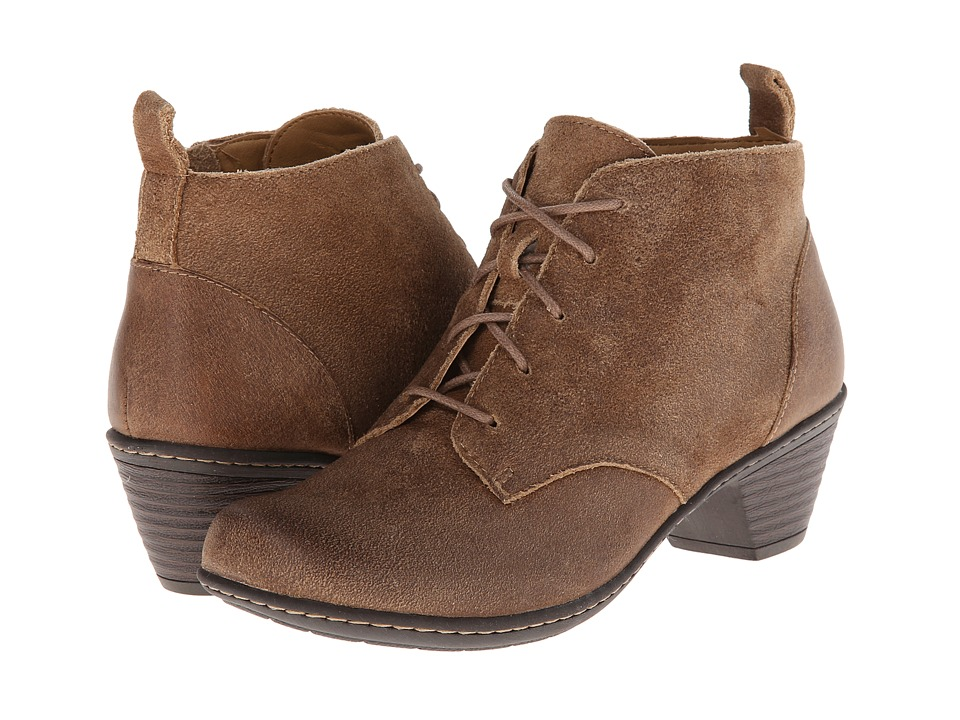 Comfortiva - Sofi (Twine Tan Raptor) Women's Lace-up Boots