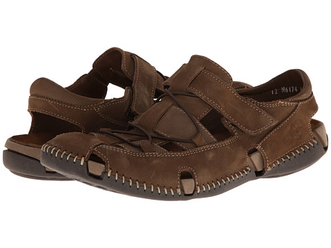 Lobo Solo - Aleister (Tan Leather) Men's Sandals