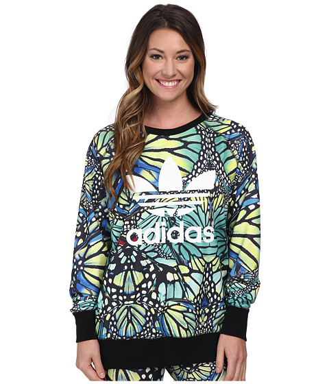 adidas Originals - Rave Sweater (Multicolor/Black/White) Women's Sweater