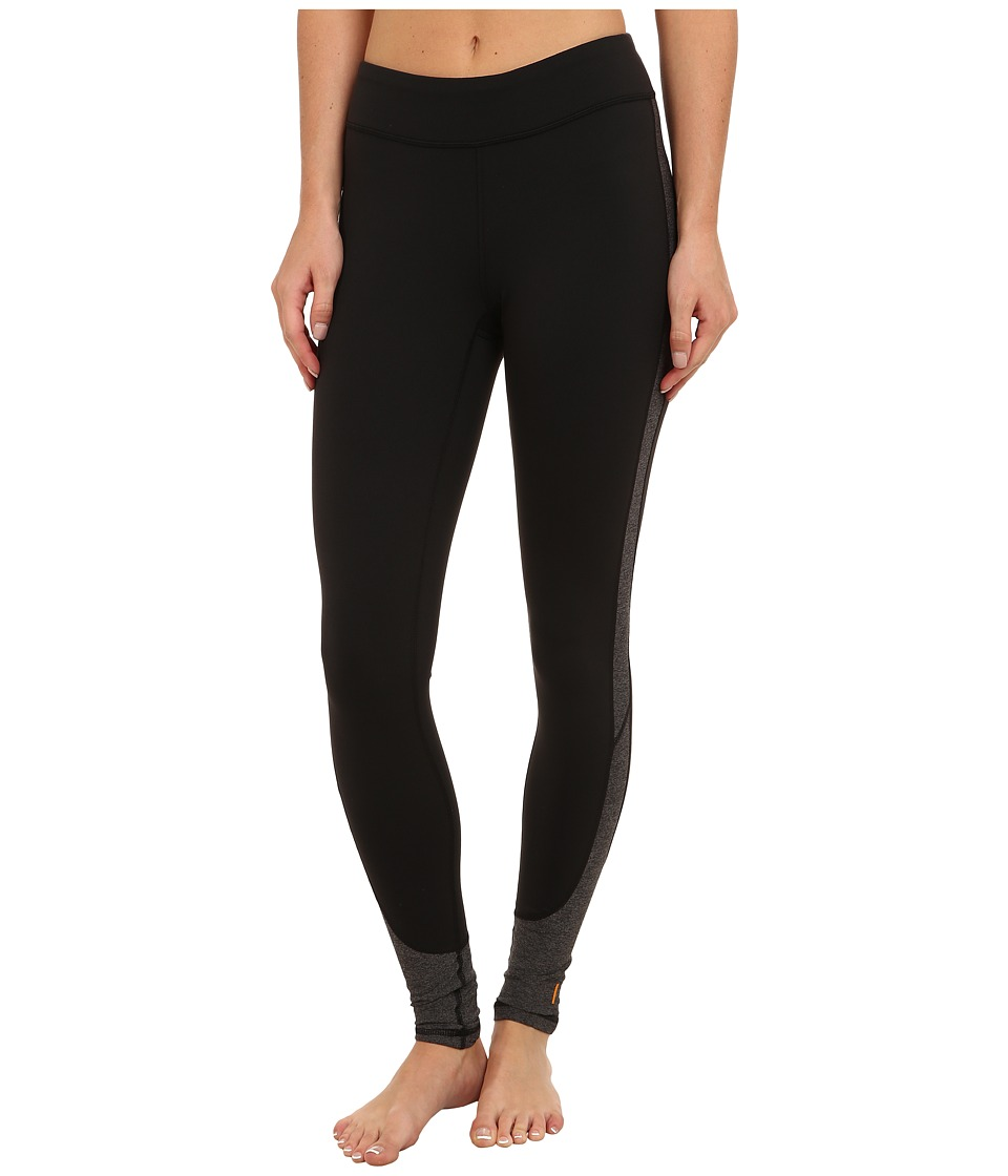 Lucy - Breathe and Believe Tight (Lucy Black) Women's Workout