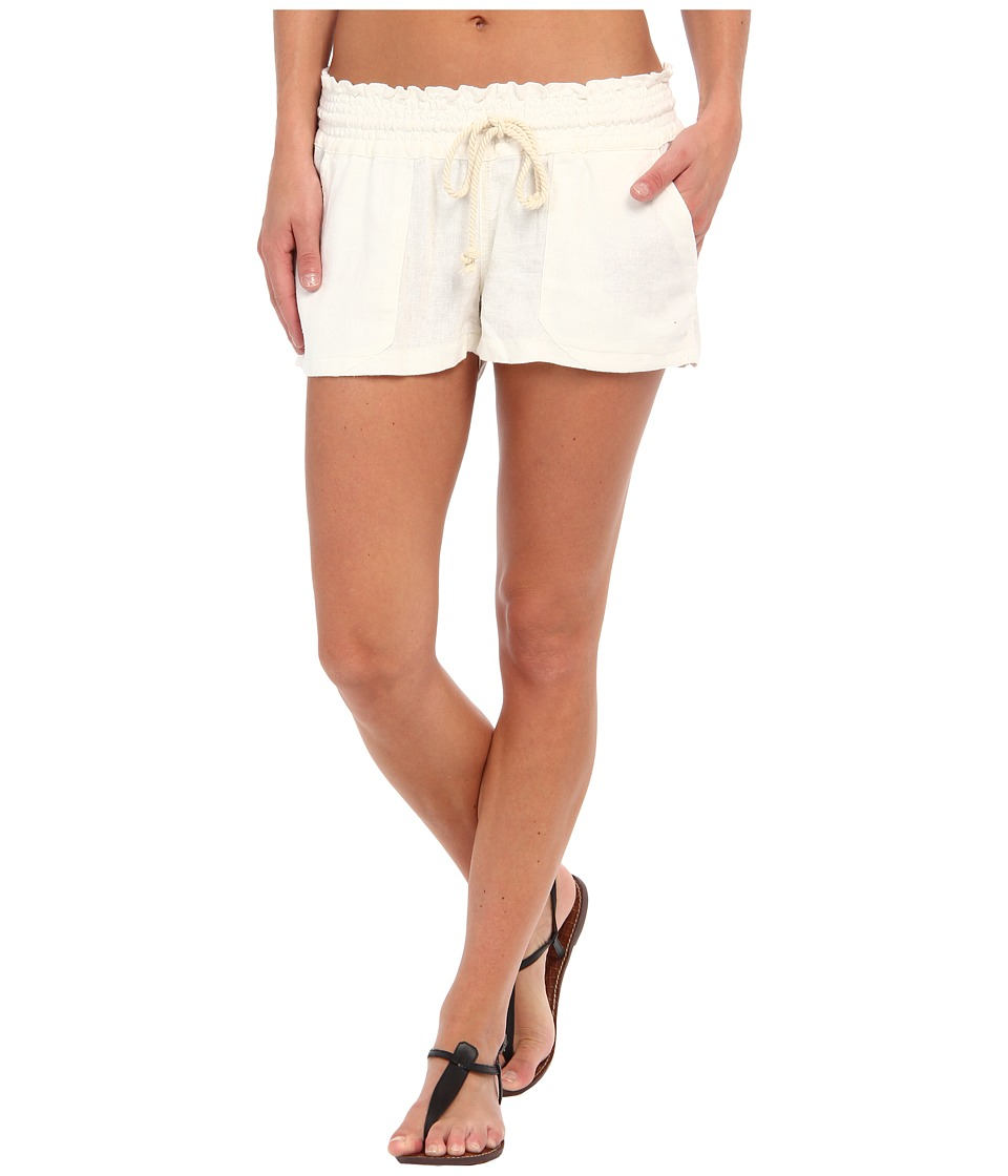 Roxy - Oceanside Short (Sea Salt) Women's Shorts