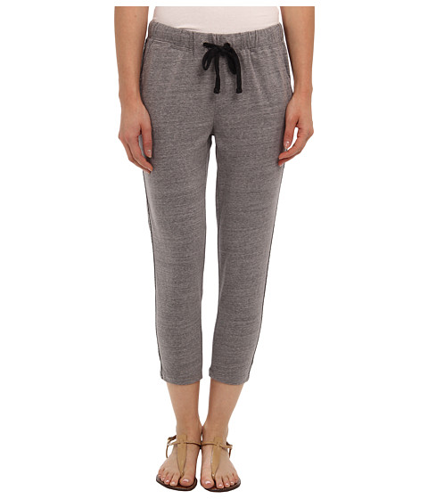 Roxy - Wild Time Harem Pant (Charcoal Heather) Women's Capri