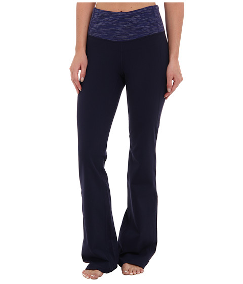 Lucy - Perfect Core Pant (Lucy Navy/Ultramarine Stripe 2) Women