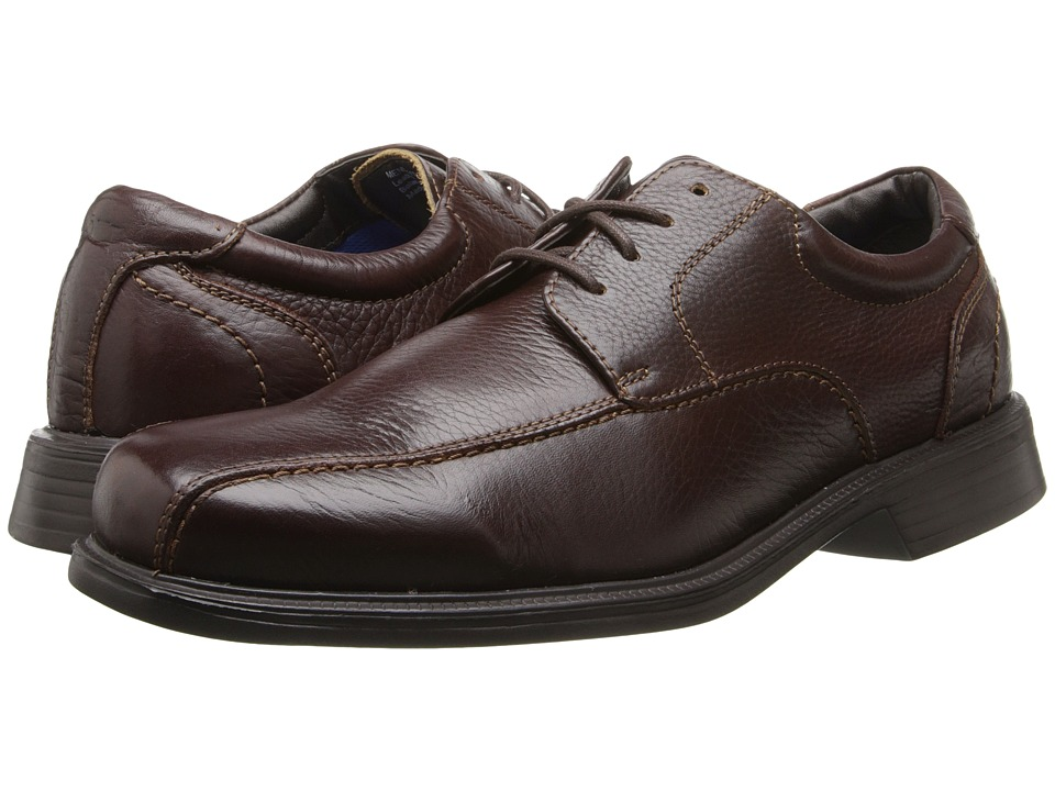 Florsheim - Freedom Bike Oxford (Brown Milled) Men's Lace-up Bicycle Toe Shoes