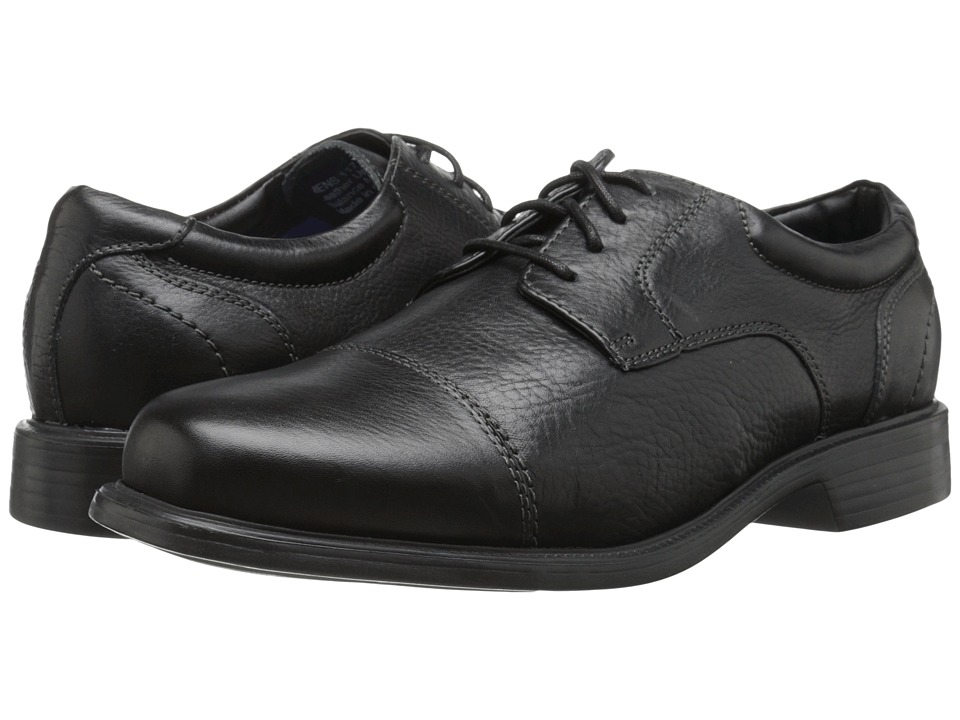Florsheim - Freedom Cap Ox (Black Milled) Men