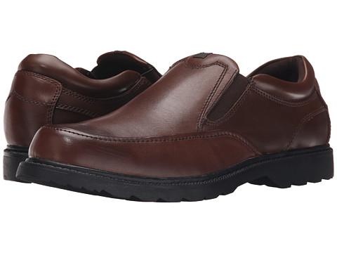 Nunn Bush - Hayward (Brown) Men's Lace Up Moc Toe Shoes